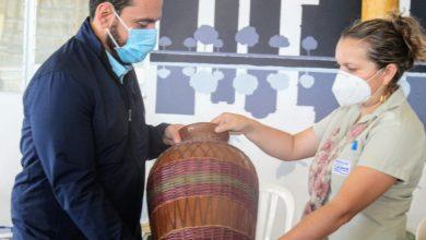 Photo of Promotores de Salud reconocen trabajo de Francisco Alabi