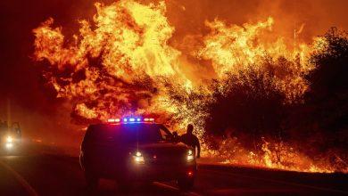 Photo of Aumentan a 10 los fallecidos por incendio forestal al norte de California
