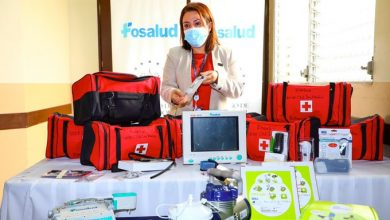 Photo of Centro de Atención de Emergencias de San Martín recibe insumos médicos para mejorar atención de pacientes
