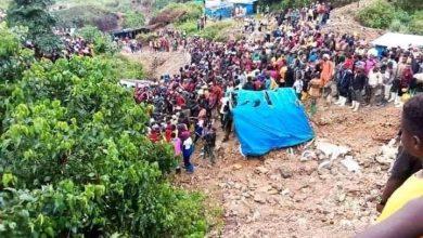 Photo of Mina de oro artesanal colapsa y deja al menos 50 fallecidos en el este del Congo