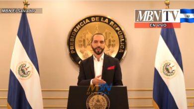 Photo of VIDEO | Nayib Bukele agradeció a gobiernos amigos la ayuda que dieron a El Salvador para enfrentar al Covid-19