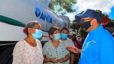 Photo of Nuevo presidente de ANDA en jornada de abastecimiento de agua en San Marcos y Soyapango