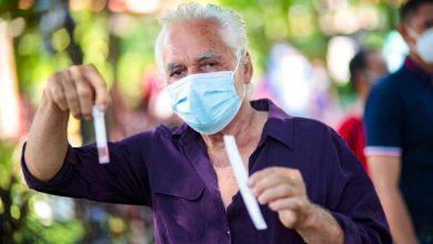 Photo of Francisco Alabi: Resultados parciales de prueba Covid-19 en San Salvador es de un 4% de casos positivos