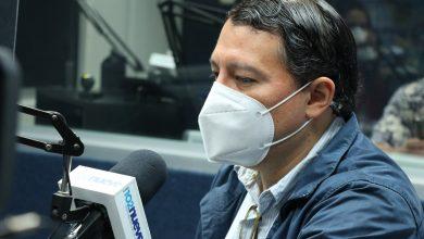 """Photo of Saúl Castelar: """"El gobierno no permitirá incremento del pasaje»"""
