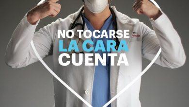 """Photo of """"Cada cosa que haces cuenta"""": Una campaña de prevención y bioseguridad para combatir la COVID-19"""