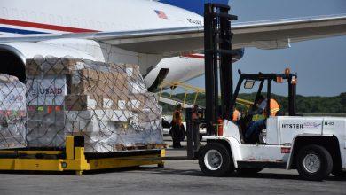 Photo of EE.UU. entrega 189 ventiladores mecánicos a El Salvador para enfrentar pandemia del Covid-19