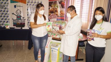 "Photo of ""Pancita llena corazón contento"": Global Alimentos contribuye en la recuperación de pacientes del Hospital Bloom"