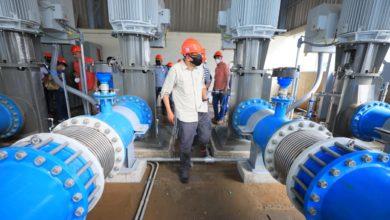 Photo of Presidente de ANDA supervisa trabajos en el sistema de potabilización de Las Pavas