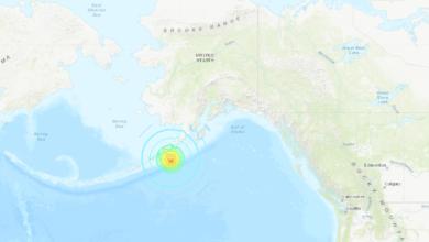 Photo of Sismo de magnitud 7,5 frente a Alaska genera alerta de tsunami