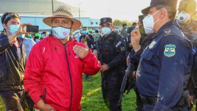 Photo of Alcalde de Nejapa busca protagonismo político en medio del trágico deslave en el municipio
