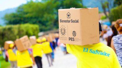 Photo of Entregan 700 paquetes alimentarios a vendedores de periódicos