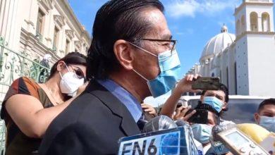 Photo of David Morales: «Munguía Payés manejó la tesis de la destrucción de los archivos militares»