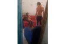 Photo of VIDEO  Indignación por hombre que agredió a joven con bebé en brazos en Nejapa
