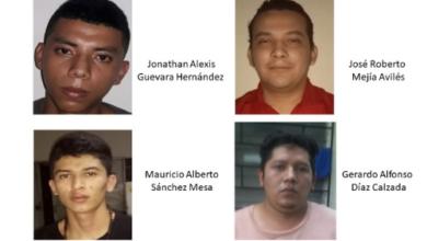 Photo of Presentan requerimiento contra detenidos por ataque con granada en San Juan Opico