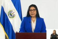 Photo of Presidenta del TSE se desliga de magistrado Julio Olivo, que se declaró opositor del gobierno