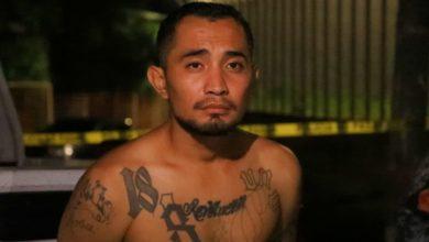 Photo of Arrestan a presunto pandillero involucrado en masacre registrada en cervecería de La Tiendona