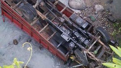 Photo of Camión cae desde un puente en San Juan Tepezontes, reportan un fallecido