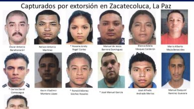 Photo of Arrestan a cinco empleados de Alcaldía de Zacatecoluca por extorsionar a comerciantes