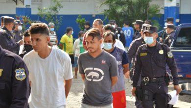 Photo of Arrestan a 34 personas durante operativo en Soyapango e Ilopango