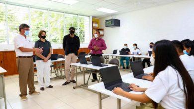Photo of Inauguran dos complejos educativos en el municipio de Rosario de Mora, con la cooperación de Fomilenio II
