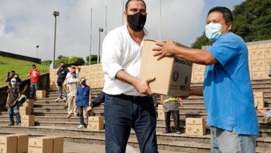 Photo of Mecánicos de San Salvador reciben paquetes alimentarios del programa PES