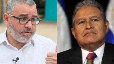 """Photo of Gustavo Escalante: """"FMLN nunca denunció destrucción de archivos de El Mozote. Probablemente ellos ayudaron"""""""
