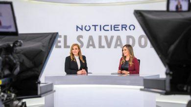 Photo of Noticiero El Salvador inicia transmisión a través de Canal 10 y plataformas digitales