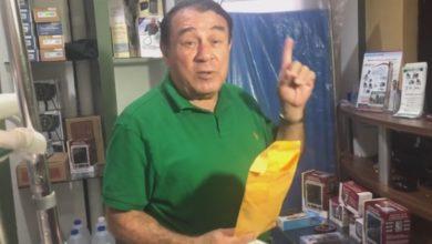 Photo of VIDEO | Reynaldo Carballo dona su salario para regalar sillas de ruedas a discapacitados de San Miguel