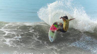 Photo of 160 surfistas demuestran su talento en el agua durante el Circuito Nacional de Surf 2020
