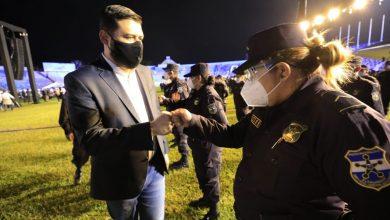 """Photo of Rogelio Rivas: """"Estamos reivindicando la profesión policial como nunca antes se hizo"""""""