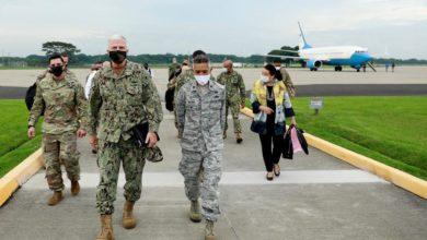 Photo of Jefe del Comando Sur de EE.UU. respalda las políticas de seguridad de El Salvador, el Plan Control Territorial y la lucha antidrogas