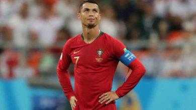 Photo of Cristiano Ronaldo da positivo a prueba de coronavirus