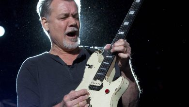 Photo of Fallece el guitarrista neerlandés-estadounidense, Eddie Van Halen