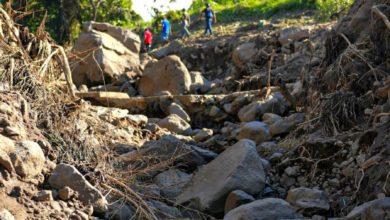 Photo of Protección Civil decreta alerta roja tras deslave en Nejapa