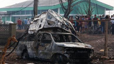 Photo of Más de 50 heridos y tres fallecidos deja explosión de una tubería de gas en Bangkok