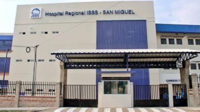 """Photo of Costo del Hospital Regional de San Miguel ya ronda los $120 millones """"y seguirá aumentando"""", asegura directora del ISSS"""