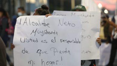 Photo of Empleados municipales exigen que alcalde de San Salvador pague las retenciones laborales