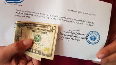 Photo of Alcaldes se quejan por la falta del Fodes, pero pagan con combos de hamburguesas y 10 dólares a manifestantes