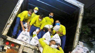 Photo of Reos en fase de confianza continúan con la entrega de paquetes alimentarios