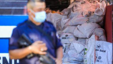 Photo of Tras robar paquetes alimenticios en Ilopango, ARENA ofrece sede central para almacenar víveres para afectados en Nejapa