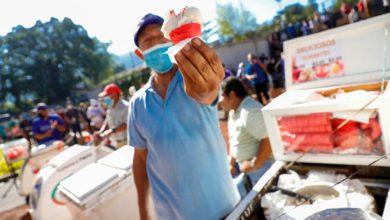 Photo of Minuteros, sorbeteros y paleteros de San Salvador recibieron paquetes alimentarios
