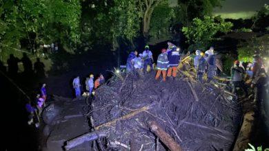 Photo of Ascienden a siete la cifra de fallecidos en deslave de caserío Los Angelitos II, Nejapa