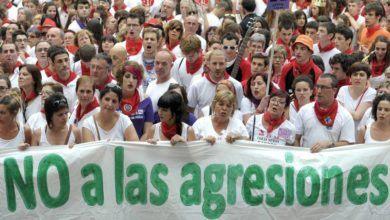 Marcha contra agresiones sexuales