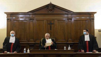 Justicia italiana